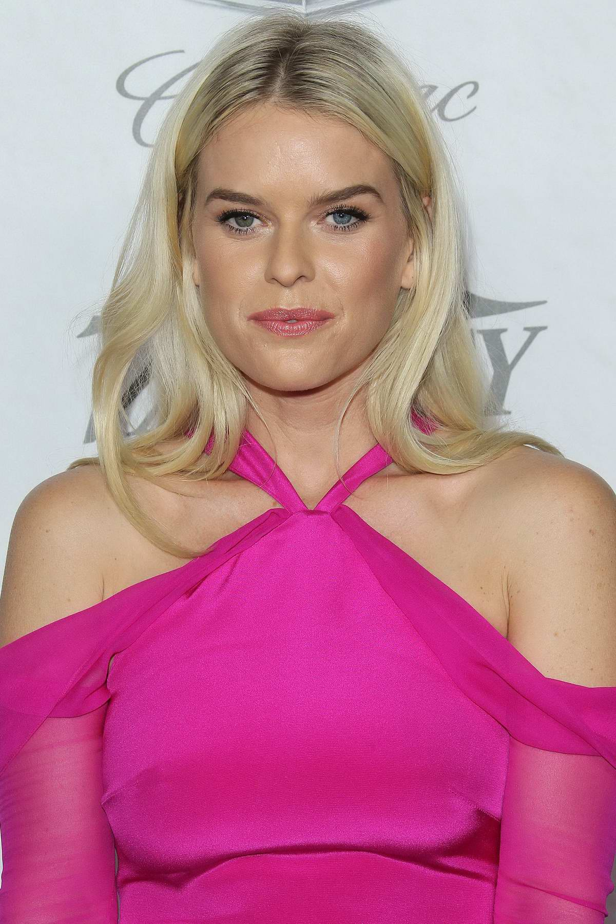Alice Eve Attends Variety And Women In Film Pre Emmy Party
