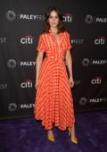 Alison Brie attends the Paley Center for Media's 2018 Paleyfest Fall TV Previews for Netflix in Los Angeles