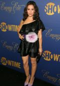 Alyssa Milano attends Showtime EMMY Eve Nominees Celebration at Chateau Marmont in West Hollywood, Los Angeles
