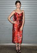 Anna Kendrick makes an appearance on Despierta America in Miami, Florida
