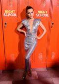 Anne Winters attends 'Night School' premiere in Los Angeles