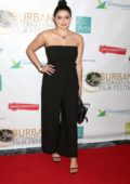 Ariel Winter attends 10th Annual Burbank International Film Festival closing night gala at the Burbank Convention Center in Burbank, California