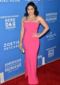 Ariel Winter attends 2018 American Humane Hero Dog Awards in Los Angeles