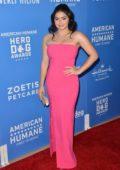 Ariel Winter attends 2018 American Humane Hero Dog Awards in Los Angeles