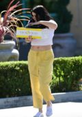 Ariel Winter spotted leaving a salon before picking up some pastries from a bakery in Los Angeles