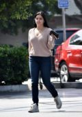 Ariel Winter steps out makeup free while running errands in Los Angeles