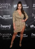 Ashley Graham attends the after party for the finale of the 'Jennifer Lopez: All I Have' residency in Las Vegas, Nevada