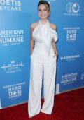 Bailee Madison attends American Humane Dog Awards in Los Angeles