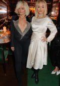Bebe Rexha hosts the 'Women in Harmony' Dinner at Casa Cruz in London, UK