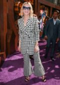 Cate Blanchett attends the premiere of 'The House With A Clock In Its Walls' in Hollywood, Los Angeles