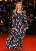 Chloe Grace Moretz attends 'Suspiria' premiere during 75th Venice Film Festival in Venice, Italy