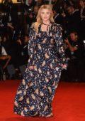 Chloe Grace Moretz attends 'Suspiria' premiere during 75th Venice Film Festival in Venice, Italy