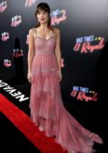 Dakota Johnson attends 'Bad Times At The El Royale' film premiere in Los Angeles