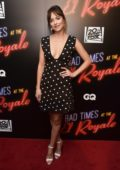 Dakota Johnson attends New York Premiere of 'Bad Times At The El Royale' in New York City