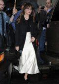 Dakota Johnson visits Today Show in New York City