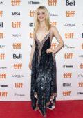Elle Fanning attends 'Teen Spirit' premiere during Toronto International Film Festival (TIFF 2018) in Toronto, Canada