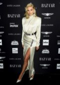 Elsa Hosk attends Harper's Bazaar ICONS party NYFW Spring/Summer 2019 in New York City