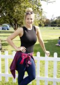 Gemma Atkinson attends Pup Aid Puppy Farm Awareness Day in London, UK