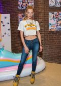 Hannah Ferguson at Mery Playa New York Fashion Week after party in New York City