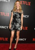 Heather Graham attends Netflix's 'Quincy' special screening in New York City