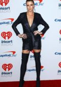 Ireland Baldwin attends iHeartradio Music Festival at T-Mobile Arena in Las Vegas, Nevada