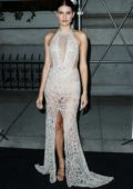 Isabeli Fontana attends Harper's Bazaar ICONS party at the Plaza Hotel in New York City