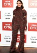 Jenna Coleman attends 'The Cry' TV show photocall in London, UK