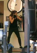 Jennifer Garner spotted during her kickboxing class in Los Angeles