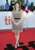 Joey King attends 'The Lie' premiere during Toronto International Film Festival (TIFF 2018) in Toronto, Canada