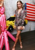 Josephine Skriver attends 'Beyond Fashion' by Anna dello Russo book launch in New York City