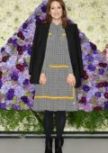 Julianne Moore attends 'Florale By Triumph' 2018 Fall/Winter Collection Launch Event in Tokyo, Japan