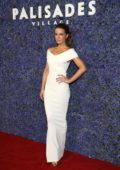 Kate Beckinsale attends Caruso's Palisades Village Opening Gala at Palisades Village in Pacific Palisades, California