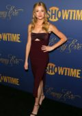 Katherine McNamara attends Showtime EMMY Eve Nominees Celebration at Chateau Marmont in West Hollywood, Los Angeles