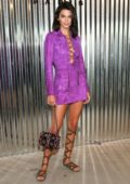 Kendall Jenner attends Longchamp Spring 2019 Show during New York Fashion Week in New York City