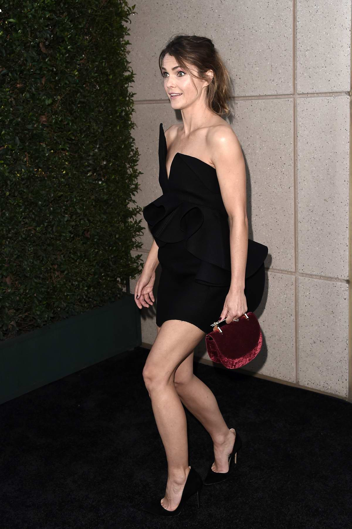 Keri Russell attends Vanity Fair & FX Networks Emmys Party in Los Angeles