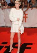 Kristen Stewart attends 'Jeremiah Terminator Leroy' premiere during Toronto International Film Festival (TIFF 2018) in Toronto, Canada
