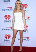 Kristin Cavallari attends 2018 iHeartRadio Music Festival, Day 2 at T-Mobile Arena in Las Vegas, Nevada