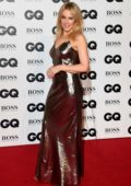 Kylie Minogue attending the GQ Men of the Year Awards 2018 at the Tate Modern in London, UK
