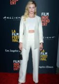 Lili Reinhart attends the West Coast Premiere of 'Galveston' during LA Film Festival at Arclight Cinemas in Culver City, California