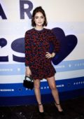 Lucy Hale at the POPSUGAR at Kohl's Collection Launch Party in New York City