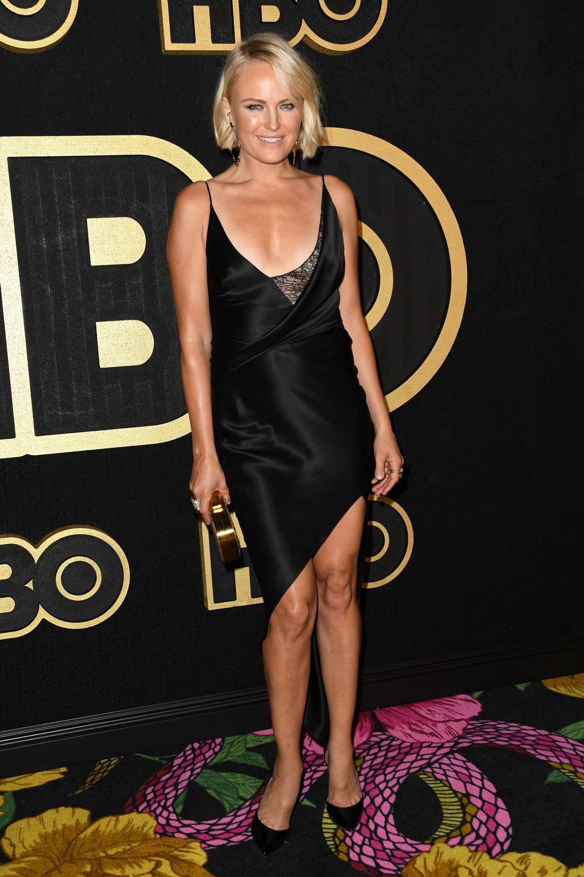 Malin Akerman attends 70th Primetime Emmy Awards HBO party at the Pacific Design Center in Los Angeles