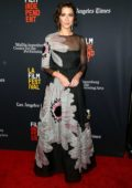 Mary Elizabeth Winstead attends 'All About Nina' premiere at LA Film Festival in Los Angeles