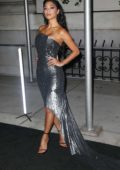 Nicole Scherzinger attends Harper's Bazaar ICONS party NYFW Spring/Summer 2019 in New York City