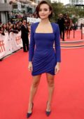 Olivia Cooke attends 'Life Itself' film premiere during Toronto Film Festival in Toronto, Canada
