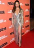 Olivia Munn attends 'The Predator' screening at the Egyptian Theatre in Los Angeles
