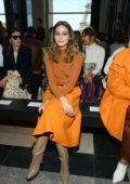 Olivia Palermo attends the Rochas Show during Paris Fashion Week in Paris, France