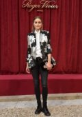Olivia Palermo attends the Naked Heart France Gala Dinner in Paris, France