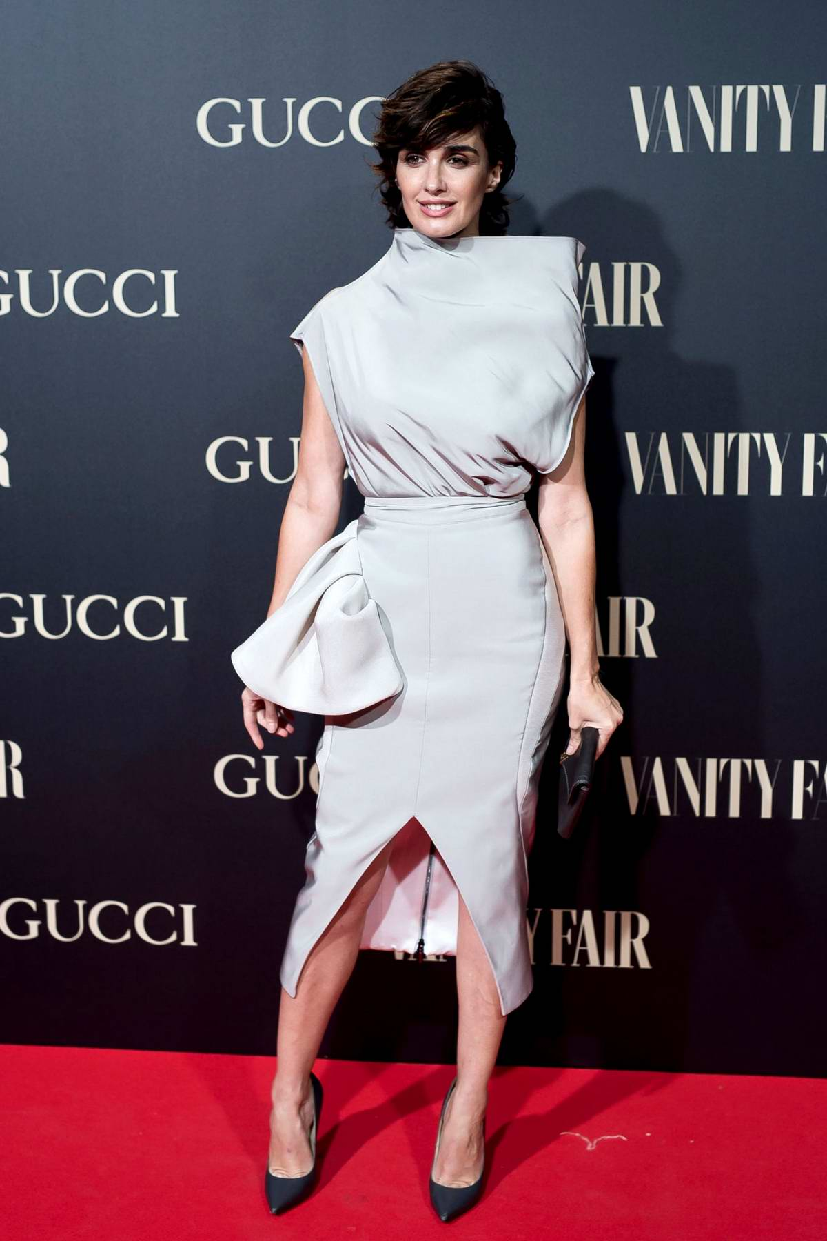 Paz Vega attends 'Vanity Fair Personality Of The Year' Awards in Madrid, Spain