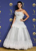Penelope Cruz attends the 70th Primetime EMMY Awards (EMMYS 2018) at Microsoft Theater in Los Angeles