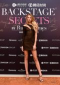 Romee Strijd at Backstage Secrets By Russell James Beijing Exhibit Opening Party in Beijing, China